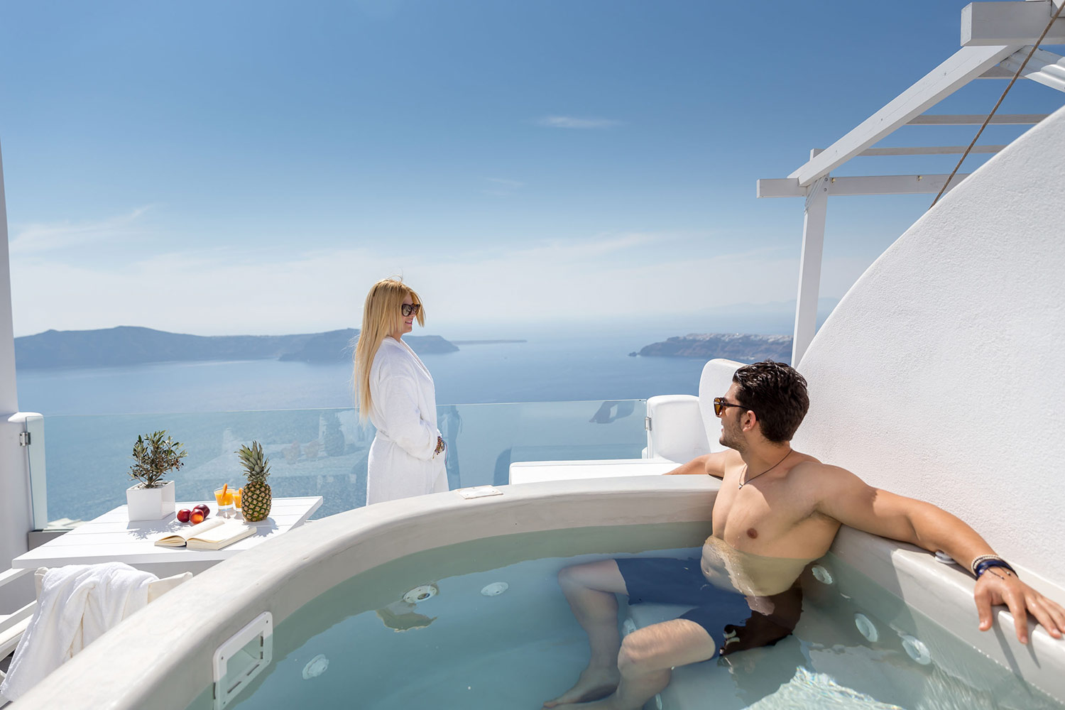 Unique Suites Santorini Luxury Suites