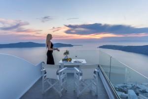 Unique Suites Santorini View
