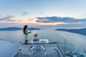 Unique Suites Santorini View
